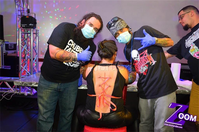 ARUBAS 3rd TATTOO CONVENTION 12 april 2015 part1 - Image_157.JPG