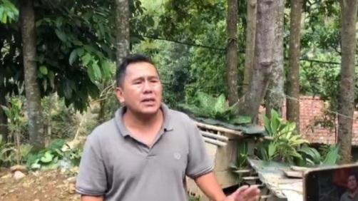 Pak RT Soal Rocky Gerung: Sejak 1994, Saya Tak Tahu Tanah Ini Punya Sentul City