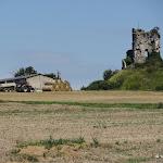Château de Château-sur-Epte : ferme et donjon