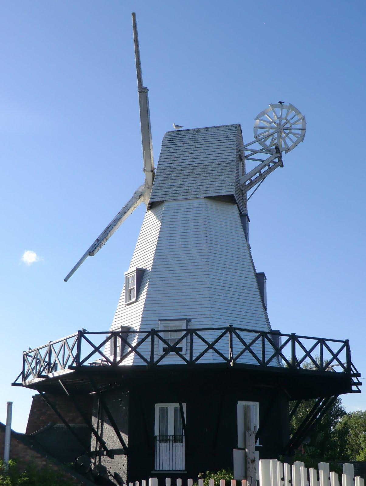 CIMG8349 Rye Windmill