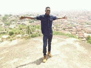 Damilare David Egbebi [Popularly Known As Damilare Drayo] Biography 1