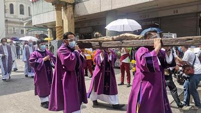 Merusak Salib Dan Makam Umatku, Membuatku Semakin Katolik