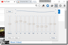 Audio EQ Chrome