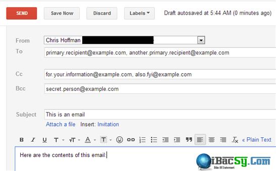 E-Mail là gì? Địa chỉ Email có nghĩa là gì? + Hình 7