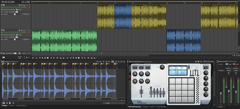 MAGIX ACID Music Studio 11.0.7.18 Multilingual
