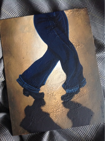 Shake your Tail Feather - James and Bobby Purify, Nikki Morris, Northern Soul Art