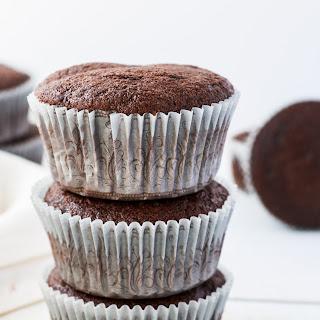 Coconut Flour Double Chocolate Muffins Recipe
