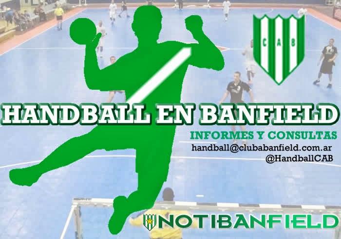HANDBALL BANFIELD