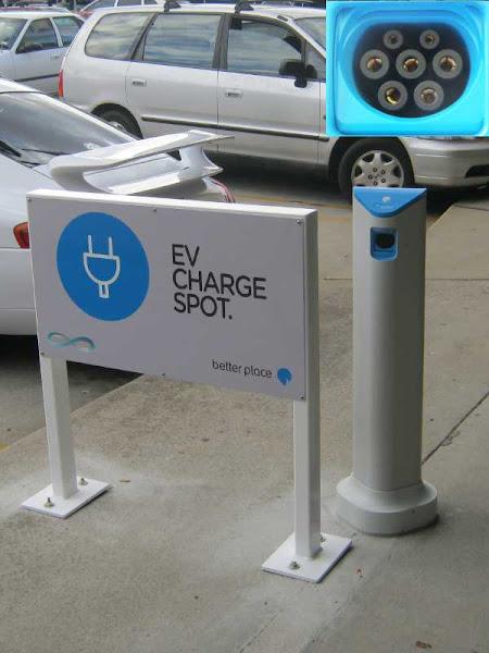 EV Charge spot