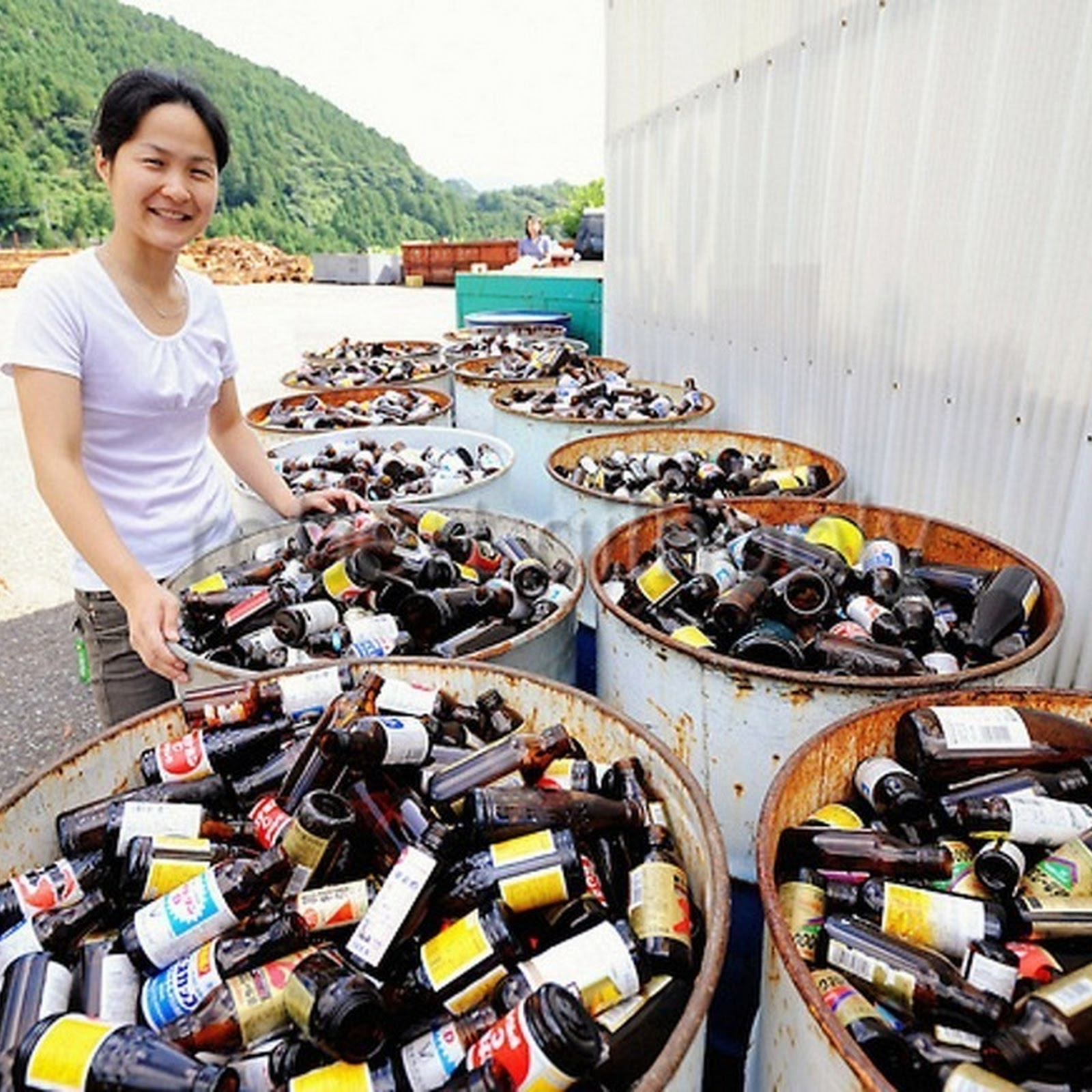 Kamikatsu: The Town That Produces No Trash