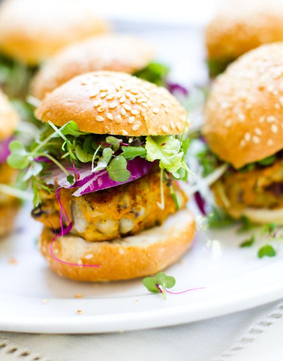 Black-Eyed Pea Burgers Recipes — Dishmaps