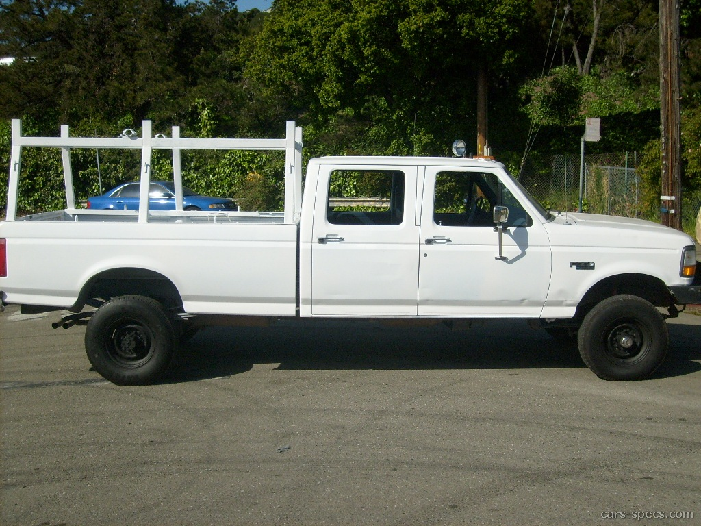 1995 ford f 350 extended cab specifications pictures prices. Black Bedroom Furniture Sets. Home Design Ideas