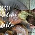 RESEPI : Bomboloni Nutella
