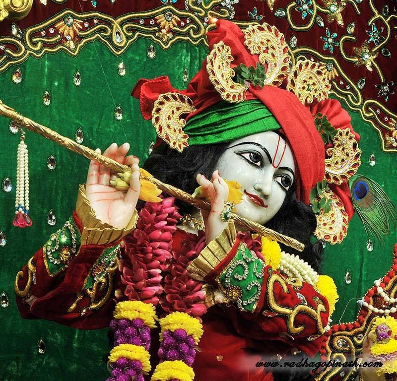 ISKCON Chowpatty Deity Darshan 19 Dec 2015 (3)
