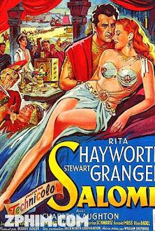 Thất Y Vũ Khúc - Salome (1953) Poster