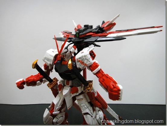 MBF-P02 Gundam Astray Red Frame -041