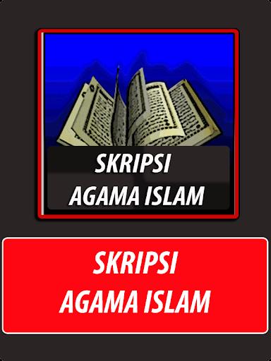 Skripsi Agama Islam