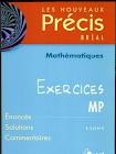Livre Mathématiques Exercices MPSI - MP PDF