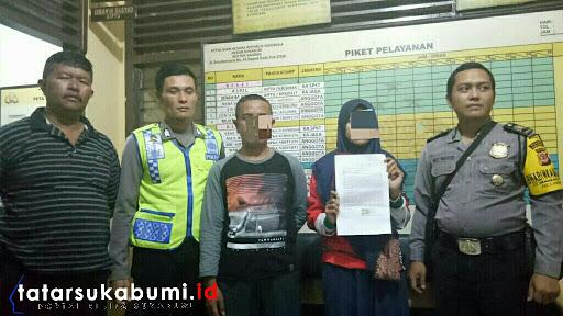 Warga Nagrak Sukabumi Geram, Fitnah di Medsos Facebook, Akun AA Dipolisikan