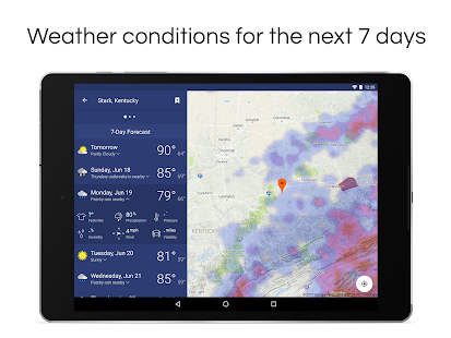 App NOAA Weather Radar & Alerts APK for Windows Phone