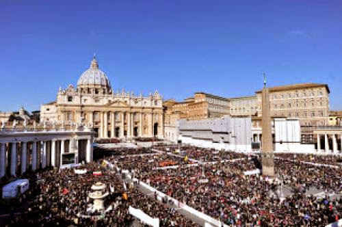 Full Text Of Pope Final General Audience