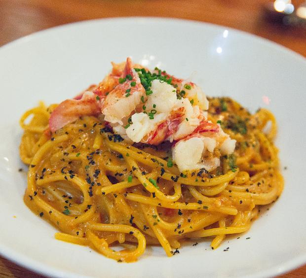 photo of Spaghetti Rustichella from Bestia