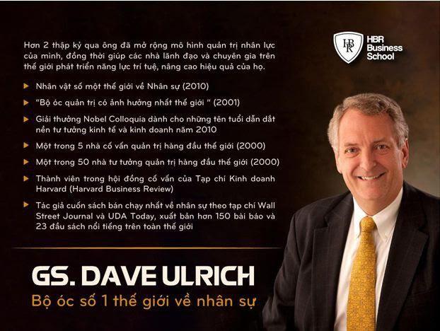 GS Dave Ulrich