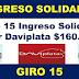 Ingreso Solidario: Utilice Daviplata para consultar el día de pago.