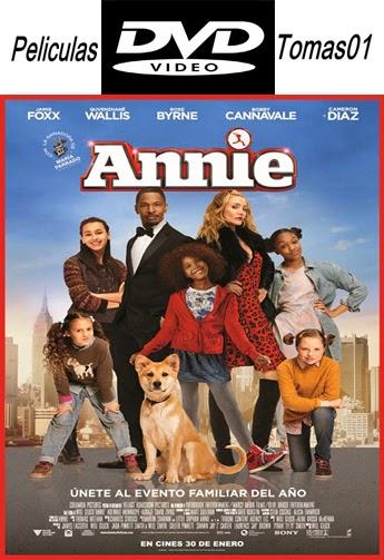 Annie (2014) DVDRip
