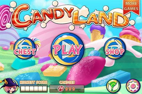 Candy Land: Vương quốc kẹo ngọt của Canvas Games 1