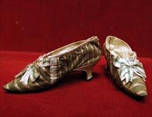 62460 يورو مقابل حذاء لماري انطوانيت