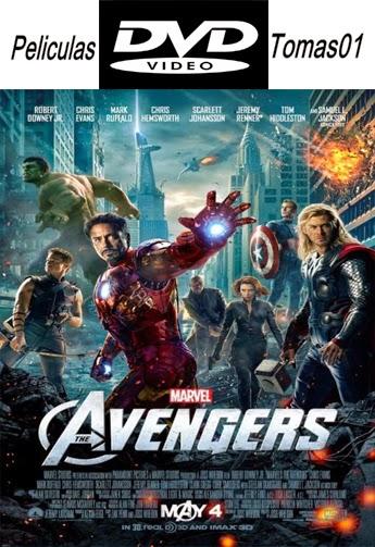 Los Vengadores (The Avengers) (2012) DVDRip
