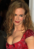 Nicole Kidman Fashion dress