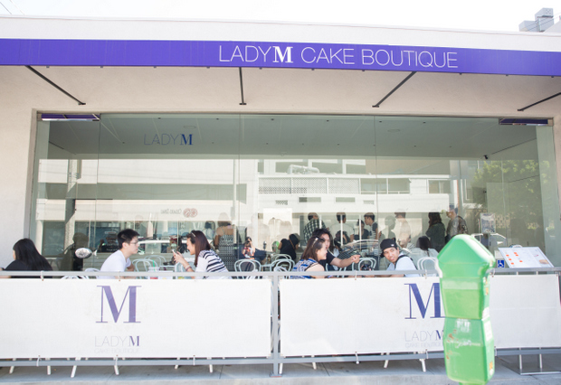 Lady M Cake Boutique