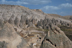 Our tour guide said some scenes from Star Wars were filmed in Cappadocia, but the internet consensus says that's incorrect.