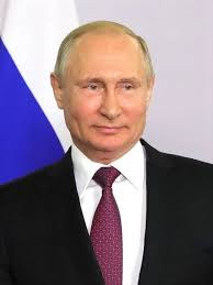 व्लादिमीर पुतिन