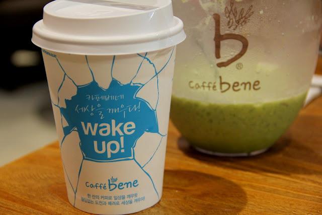 高雄 美食 咖啡 Caffebene