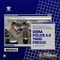 KOMBES POL DICKY SONDANI SIK MH membuka Rapat Kerja Teknis (Rakernis) Bidang Lalulintas