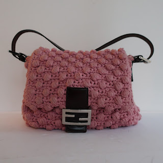 Fendi Knit Bag