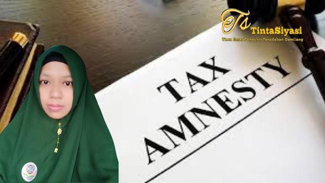 Wacana Tax Amnesty jilid II, Uniol 4.0 Diponorogo: Bukti Lemahnya Pemerintah terhadap Para Kapitalis