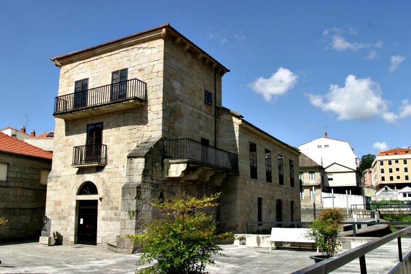 Albergue de peregrinos Casa da Torre, Redondela, Pontevedra, Camino Portugués