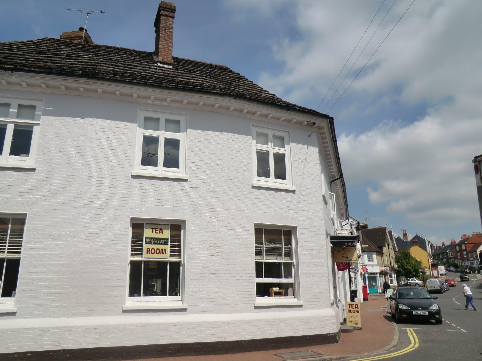 CIMG3430 Cuckfield Pantry & Tearoom, High Street
