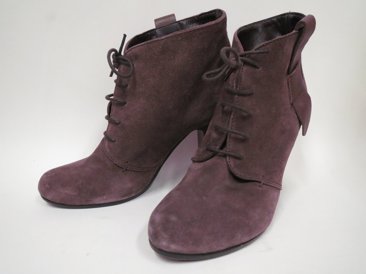 Giancarlo Paoli Suede Boots