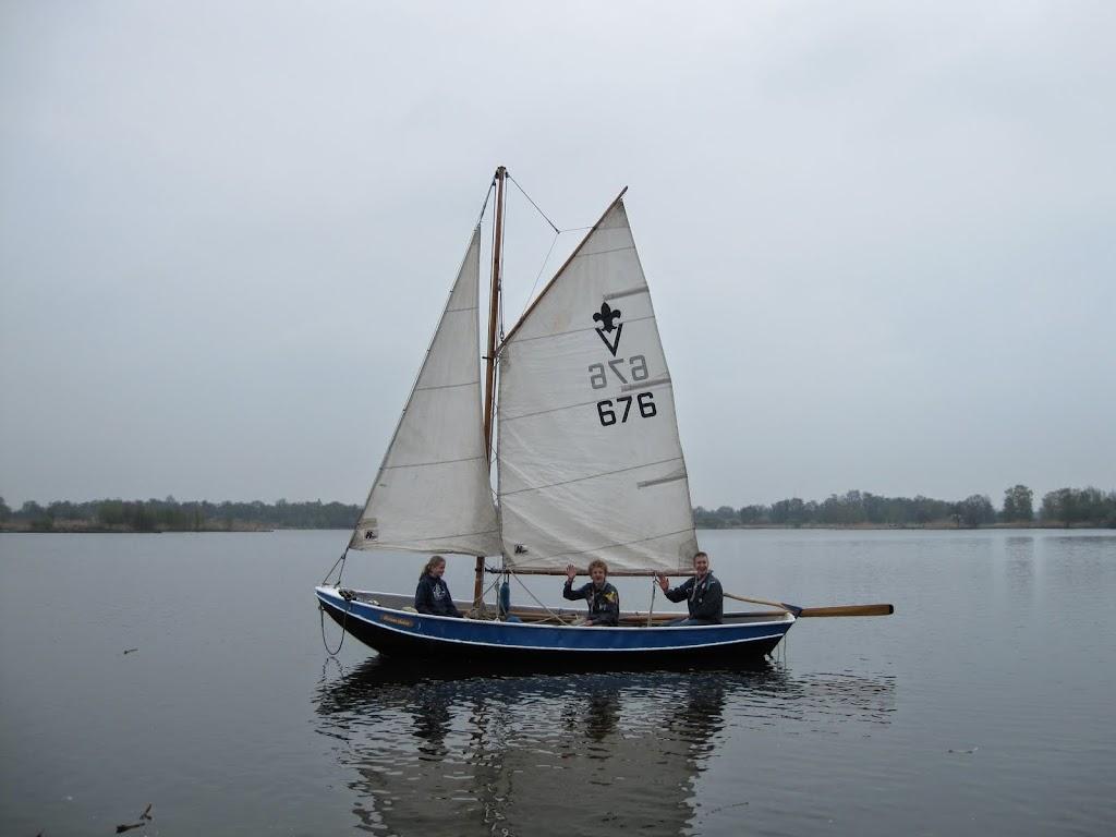 Zeeverkenners - Sliplanding oefenen - IMG_9380.JPG
