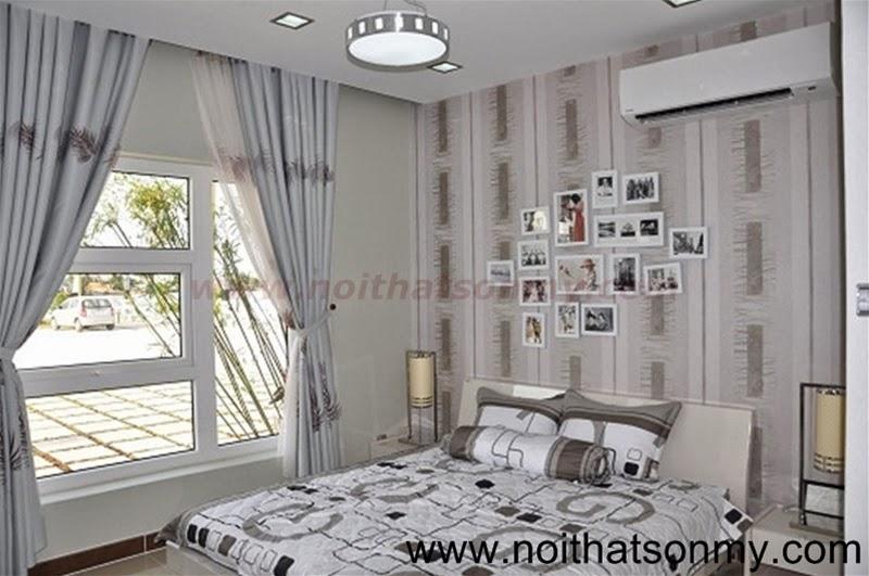 Mẫu thiết kế nội thất căn hộ 389