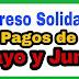 ¿Se pueden cobrar los giros del Ingreso Solidario  de mayo y junio?