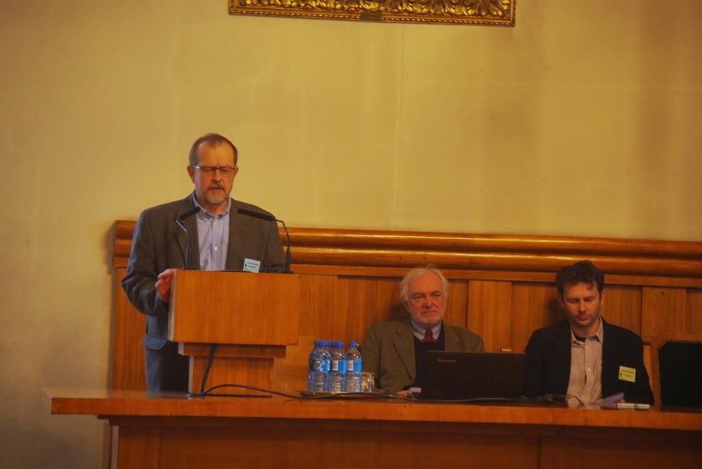 Konferencja Metody geofizyczne w archeologii polskiej (fot. J. Karmowski, K. Kiersnowski) - geof%2B%25288%2529.JPG