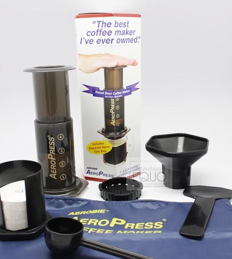 AeroPress Coffee and Espresso Maker (end 8/22/2017 12:20 PM)