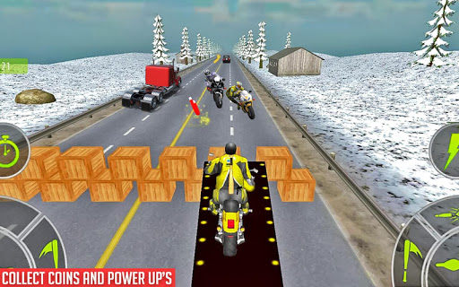 Crazy Bike attack Racing New: motorcycle racing  screenshots 8
