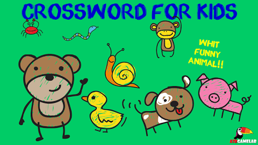 玩免費教育APP 下載ABC Crossword puzzles for kids app不用錢 硬是要APP